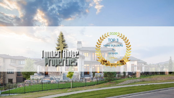 Timber Ridge Properties Named as One of Denver's Top Home Builders